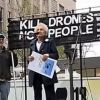 Dorli Rainey Speaks at No Drones Rally