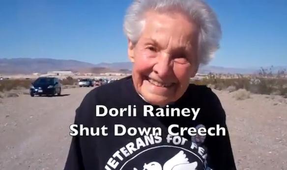 Dorli Rainey wants to Shut Down Creech